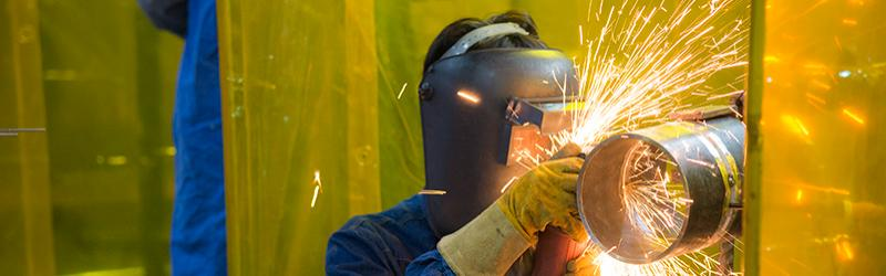 welder in union